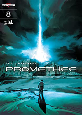 Promethee Vol. 8: Necromanteicon