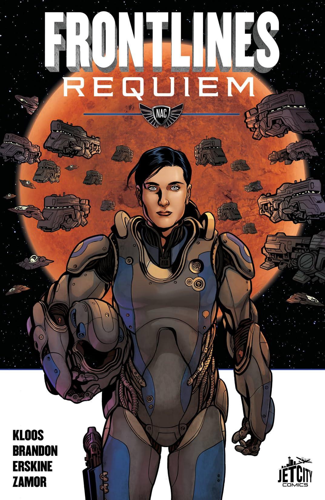 Frontlines: Requiem: The Graphic Novel