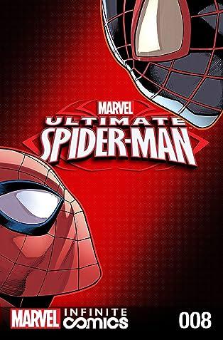 Ultimate Spider-Man Infinite Comic (2016) #8