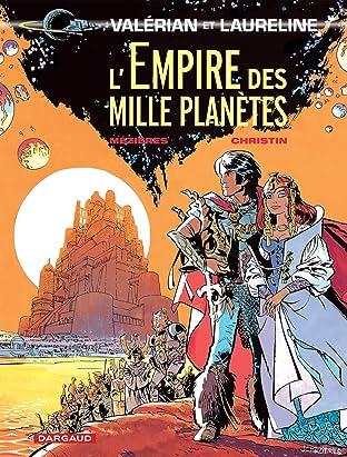 Valérian Tome 2: L'Empire des mille planètes