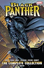 Black Panther by Christopher Priest: The Complete Collection Vol. 4