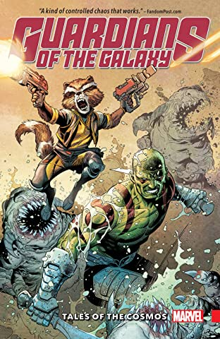 Guardians of the Galaxy: Tales of the Cosmos