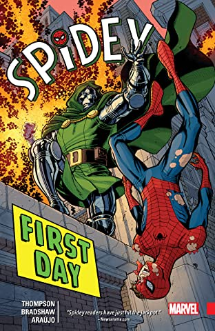 Spidey Tome 1: First Day