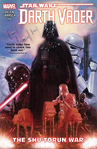 Star Wars: Darth Vader Tome 3: The Shu-Torun War
