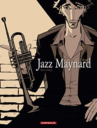 Jazz Maynard Tome 1: Home Sweet Home
