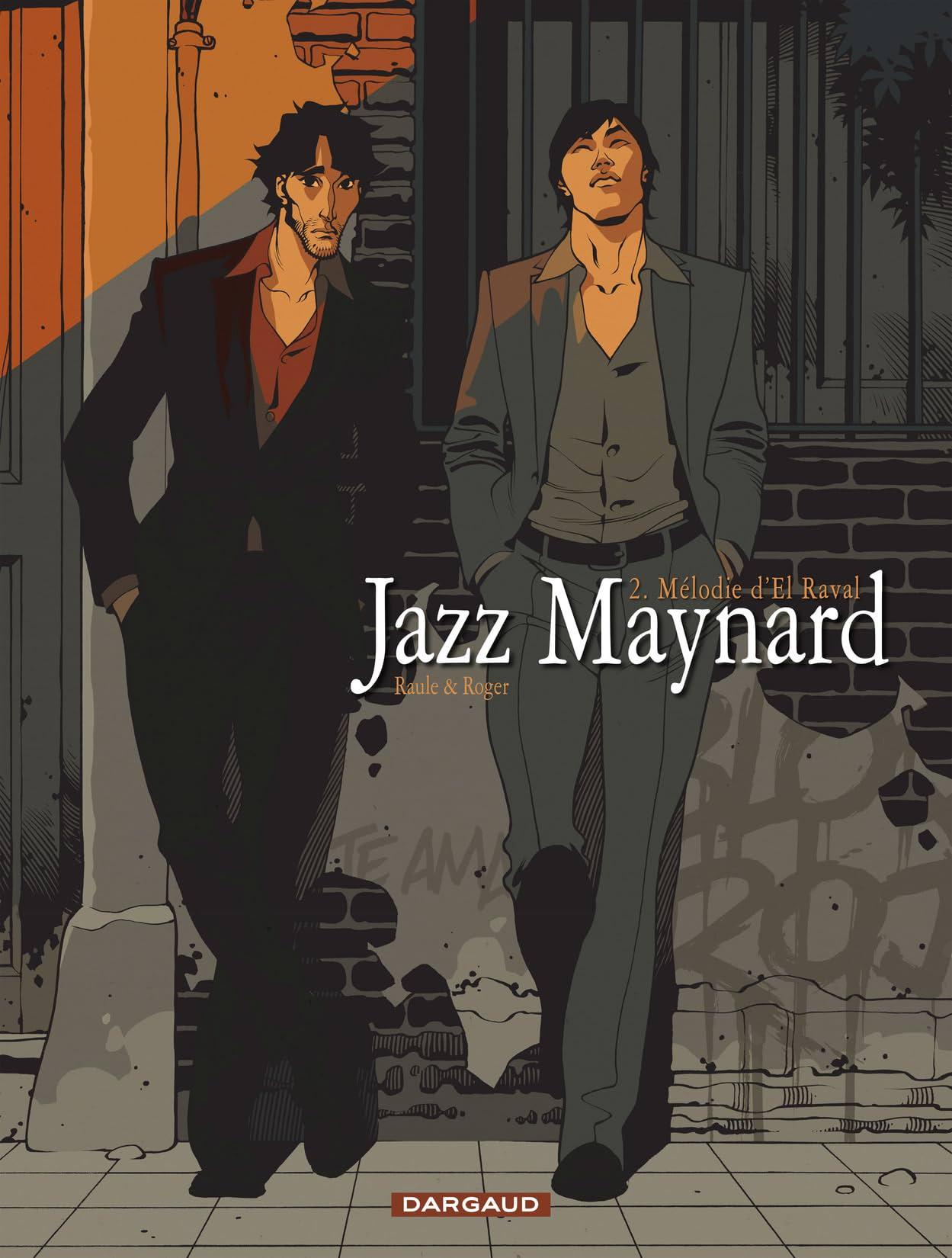 Jazz Maynard Tome 2: Mélodie d'El Raval
