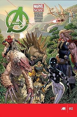 Avengers (2012-2015) #12