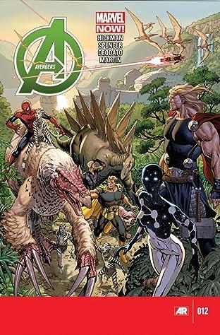 Avengers (2012-2015) No.12