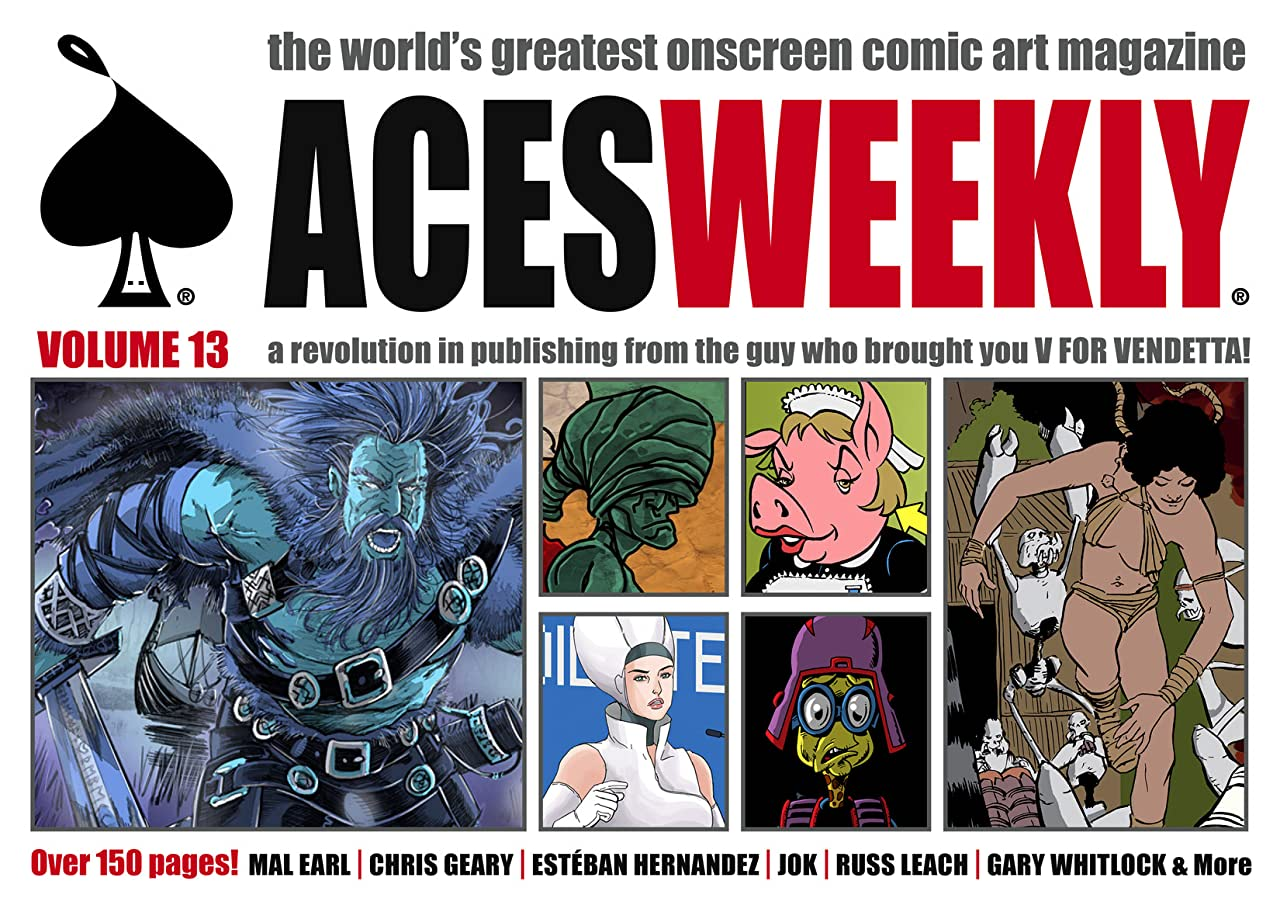 Aces Weekly Vol. 13