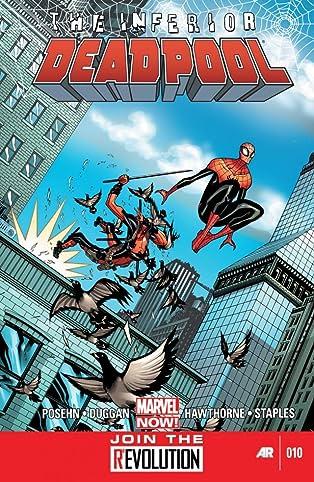 Deadpool (2012-) #10