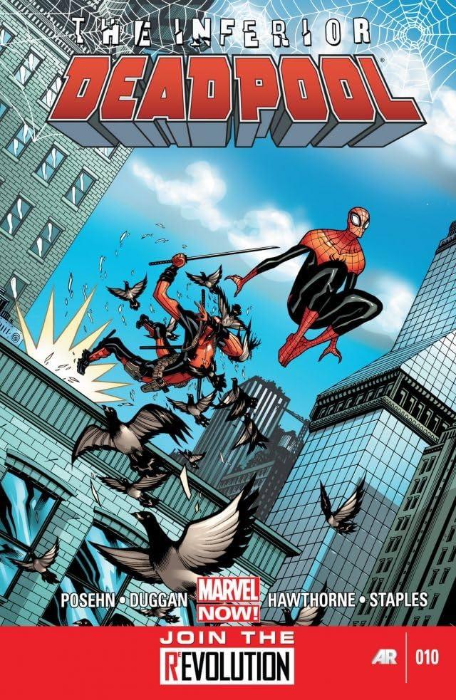 Deadpool (2012-2015) #10