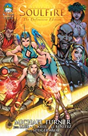 Soulfire Tome 1: The Definitive Edition