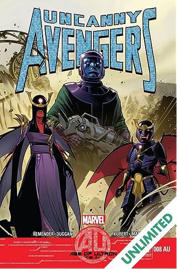 Uncanny Avengers (2012-2014) #8AU