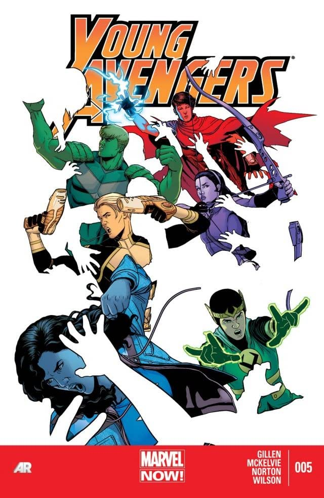 Young Avengers (2013) #5