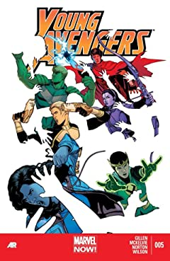 Young Avengers (2013) No.5