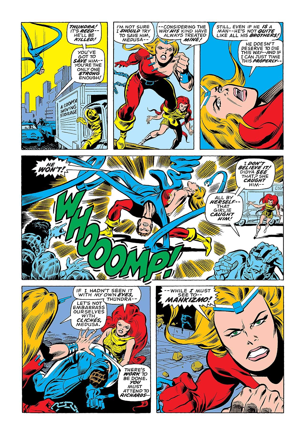 Fantastic Four (1961-1998) #152