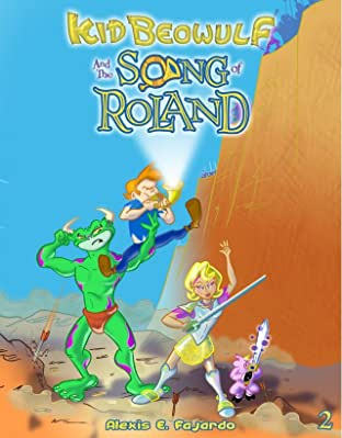 Kid Beowulf and the Song of Roland #2