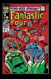 Fantastic Four (1961-1998) Annual #6