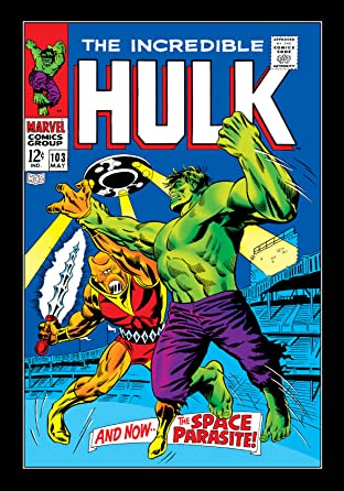 Incredible Hulk (1962-1999) No.103