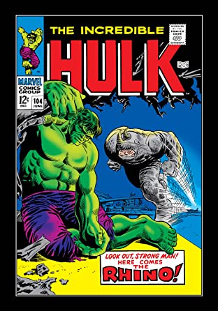 Incredible Hulk (1962-1999) No.104