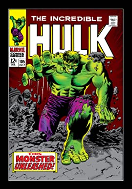 Incredible Hulk (1962-1999) #105