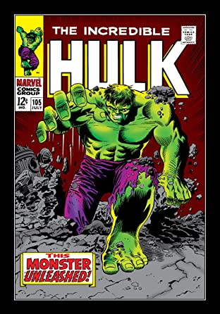 Incredible Hulk (1962-1999) No.105