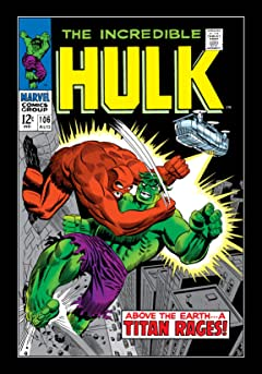 Incredible Hulk (1962-1999) #106