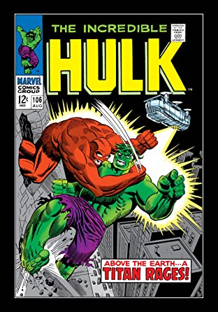 Incredible Hulk (1962-1999) No.106