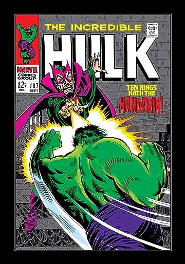 Incredible Hulk (1962-1999) #107