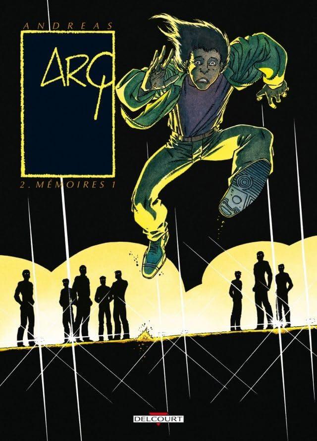 Arq Vol. 2: Mémoires 1
