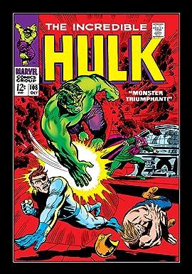 Incredible Hulk (1962-1999) #108