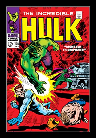 Incredible Hulk (1962-1999) No.108