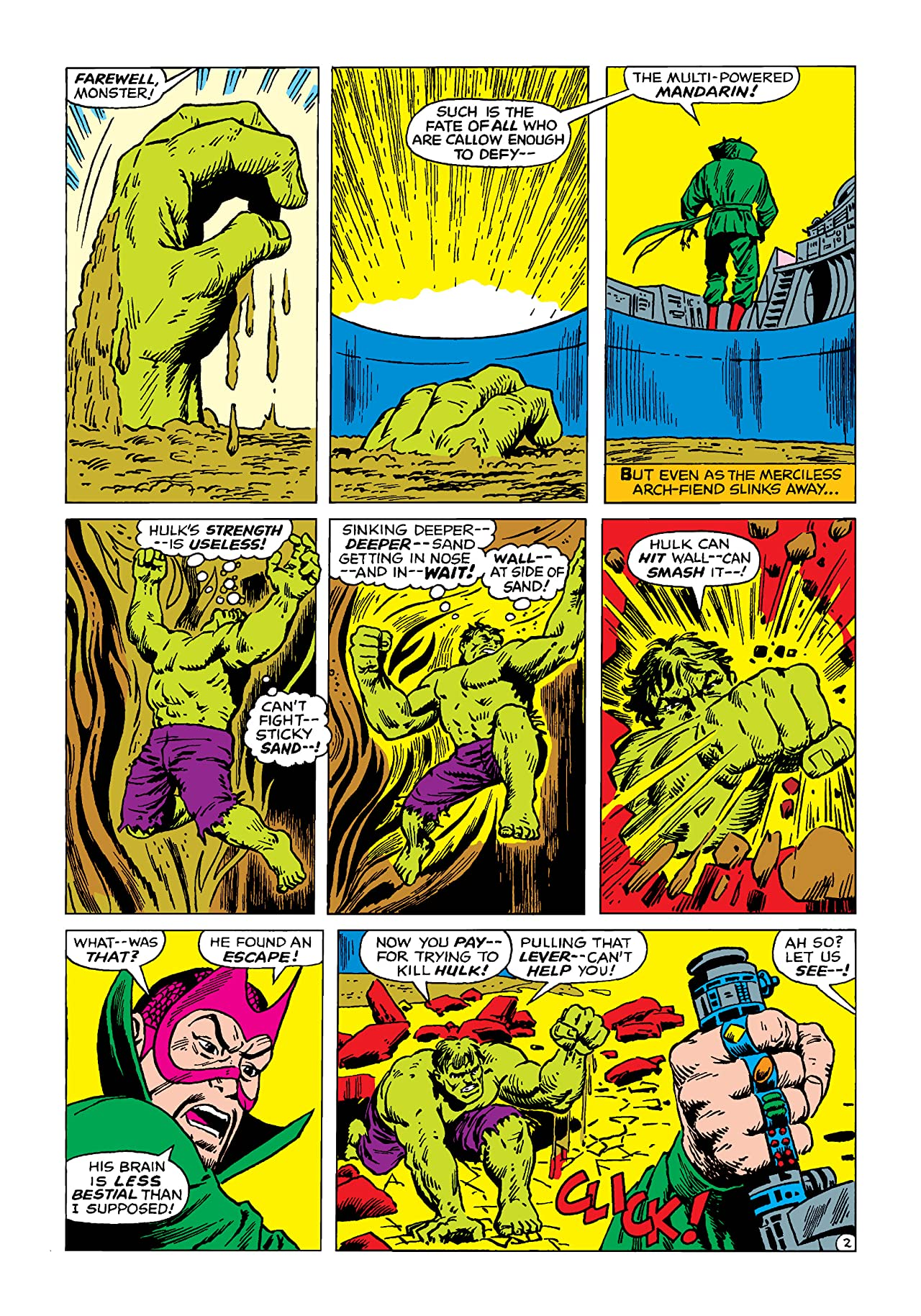 Incredible Hulk (1962-1999) #108