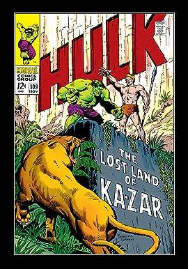 Incredible Hulk (1962-1999) #109