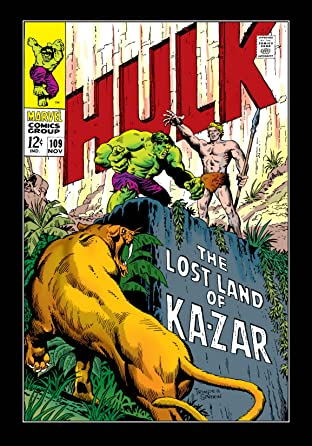 Incredible Hulk (1962-1999) #109