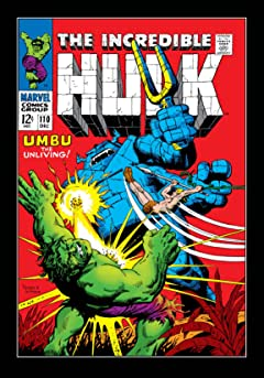 Incredible Hulk (1962-1999) #110