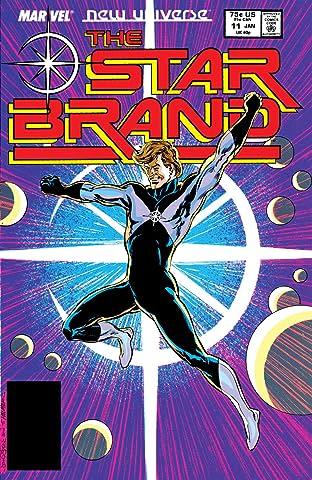 Star Brand (1986-1987) #11