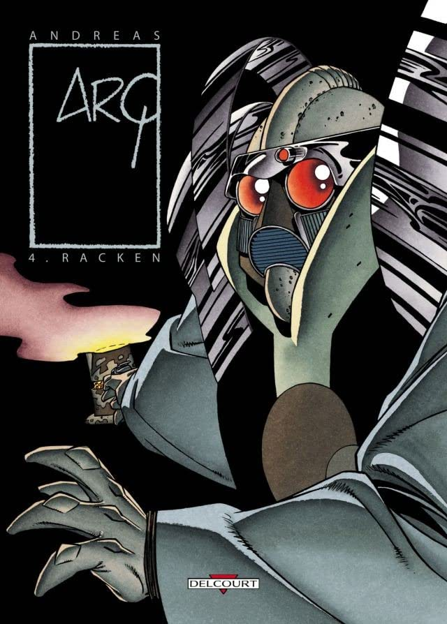 Arq Vol. 4: Racken