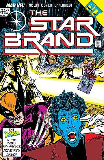 Star Brand (1986-1987) #12