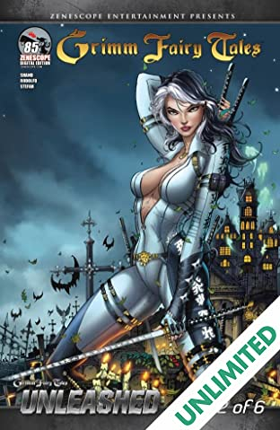 Grimm Fairy Tales #85: Unleashed #2