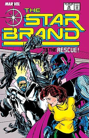 Star Brand (1986-1987) #16