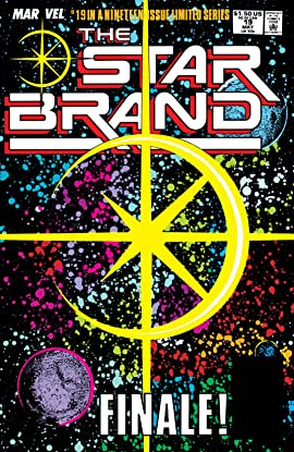 Star Brand (1986-1987) #19