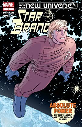 Untold Tales of the New Universe: Star Brand (2006) #1