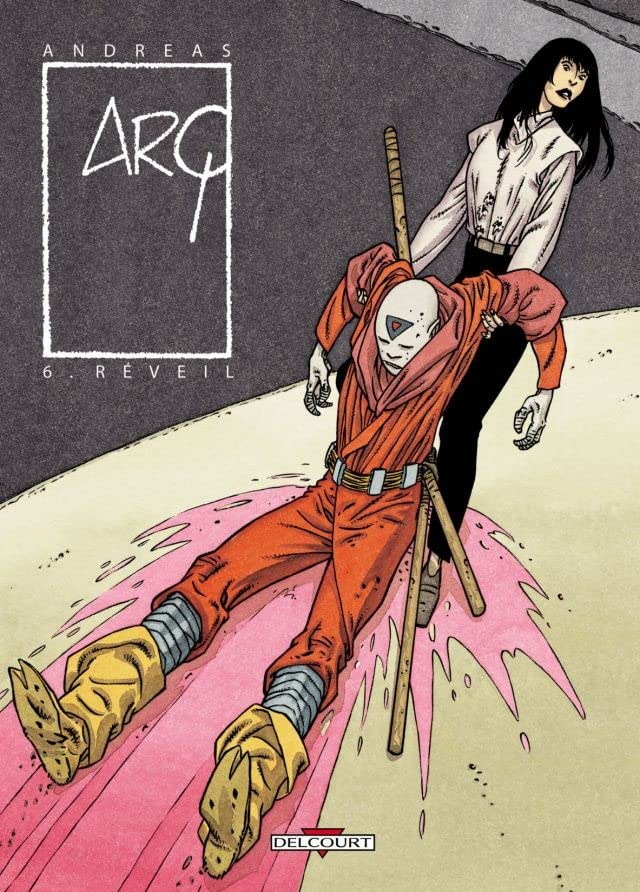 Arq Vol. 6: Réveil