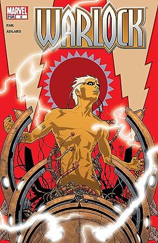 Warlock (2004) #2