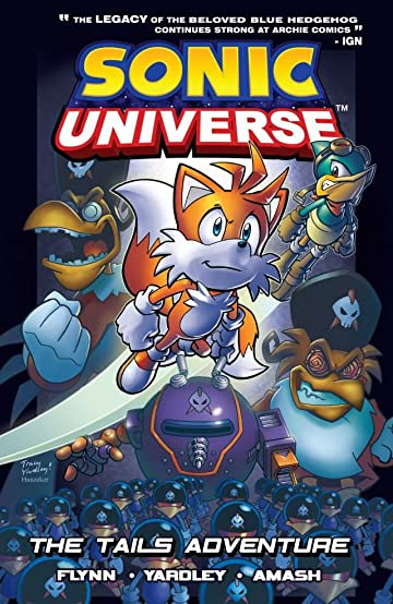 Sonic Universe Vol. 5: The Tails Adventure