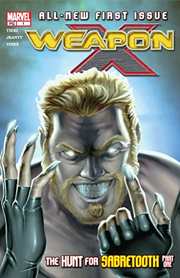 Weapon X (2002-2004) #1