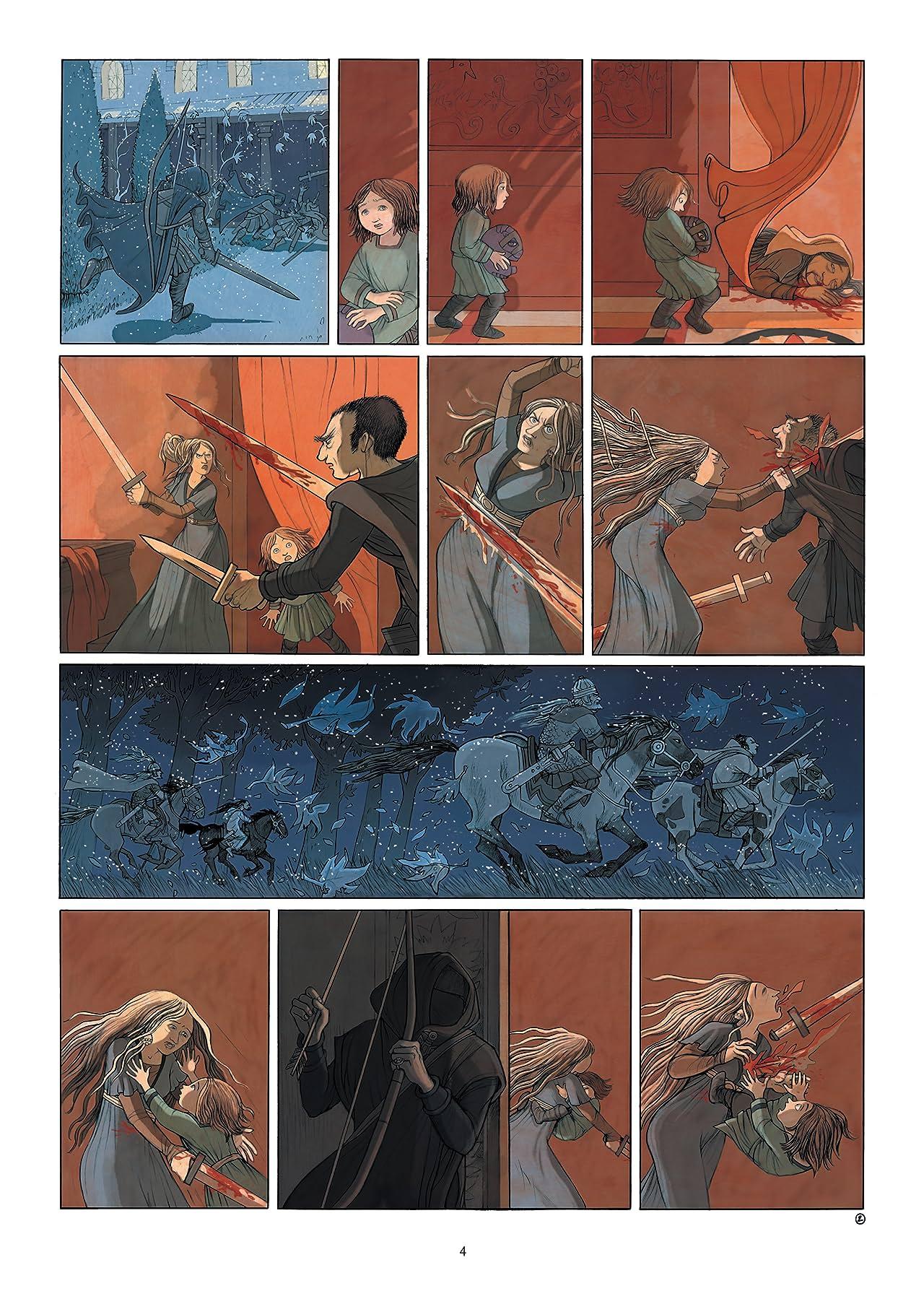 Saga de Wotila Vol. 1: Le Jour du prince Cornu