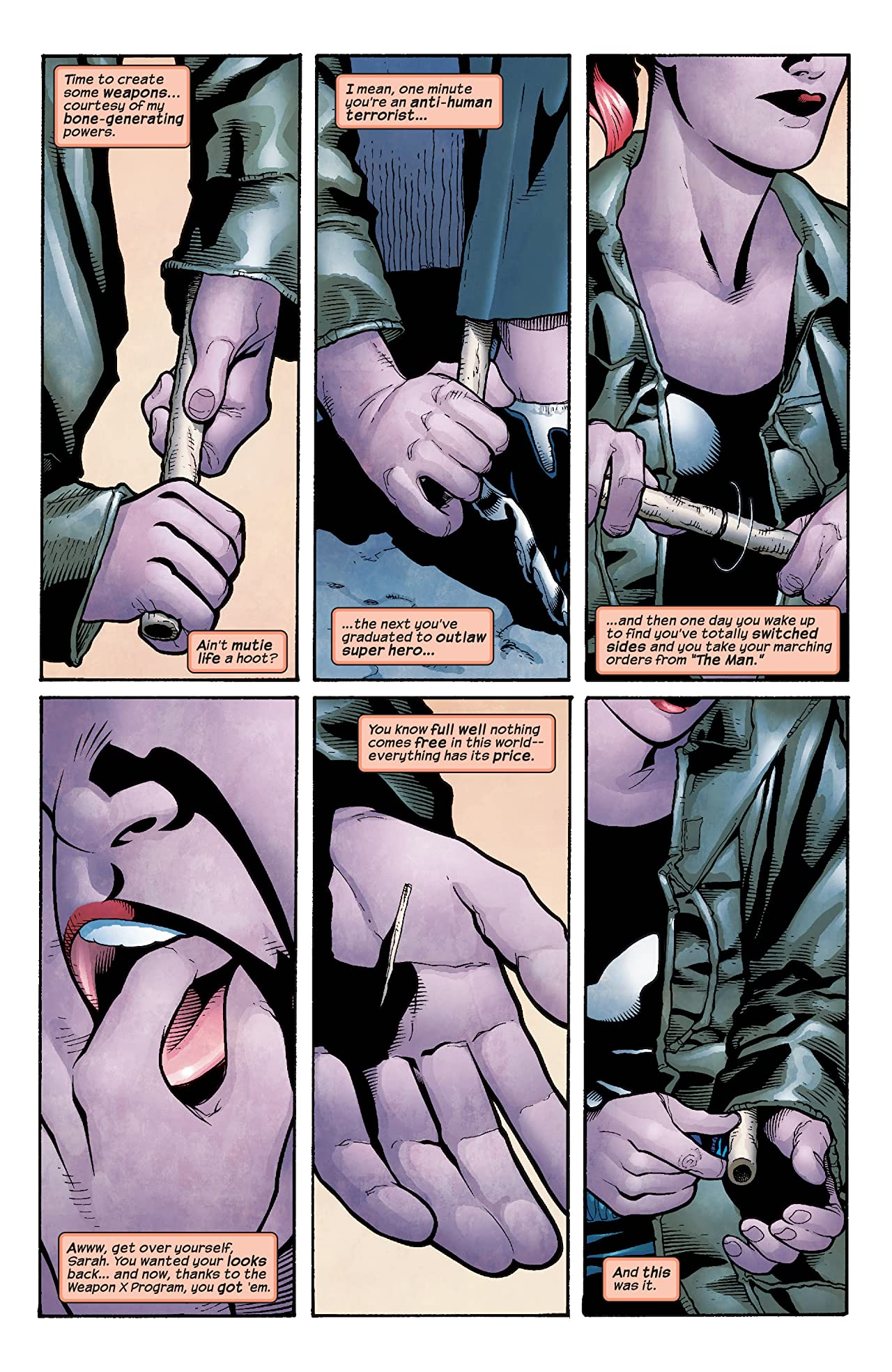 Weapon X (2002-2004) #2
