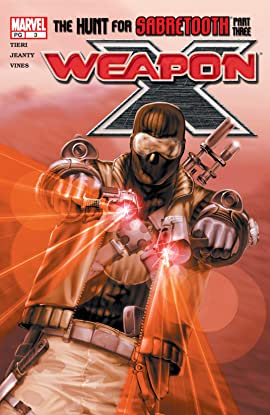 Weapon X (2002-2004) #3